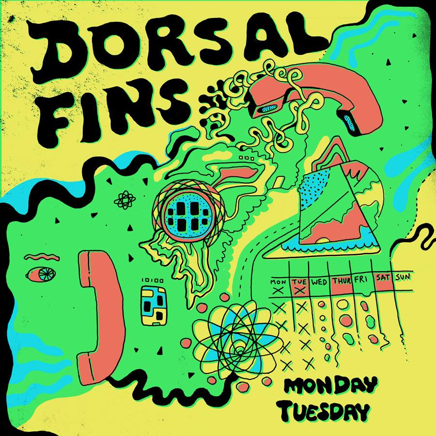 Monday Tuesday - Dorsal Fins