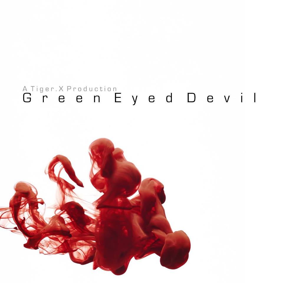 Green Eyed Devil - Tiger X